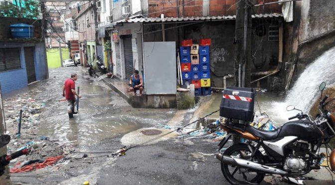Rains wreck Rio